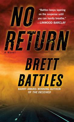 No Return by Brett Battles