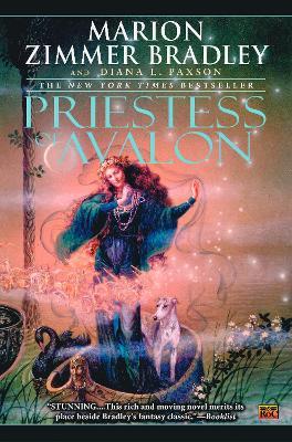 Priestess of Avalon book