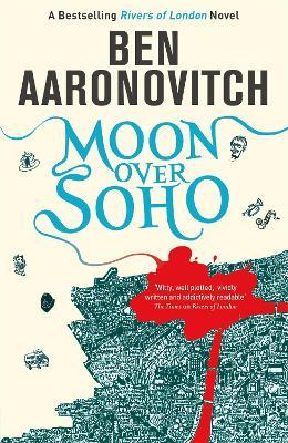 Moon Over Soho book