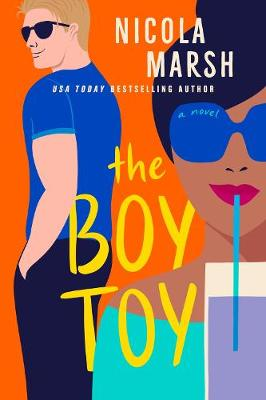 The Boy Toy book