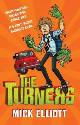 The Turners by Mick Elliott