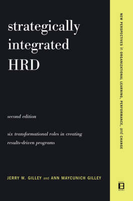 Strategically Integrated HRD book