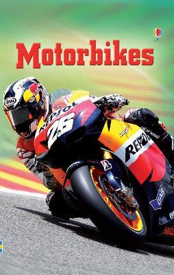 Motorbikes by Lisa Jane Gillespie