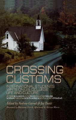 Crossing Customs book