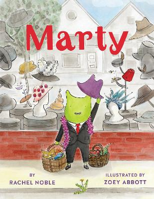 Marty book