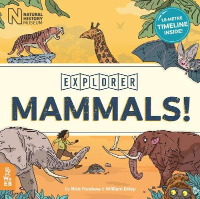 Mammals! by Nick Forshaw