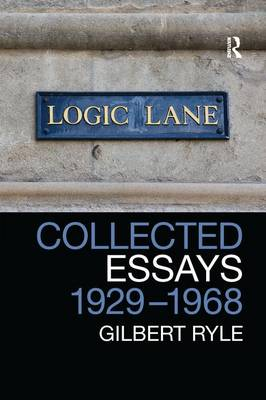 Collected Essays 1929 - 1968 book