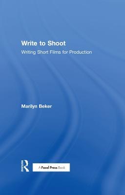 Write to Shoot book