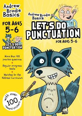 Let's do Punctuation 5-6 book