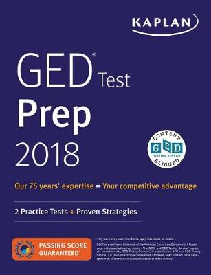 GED Test Prep 2018 by Caren Van Slyke