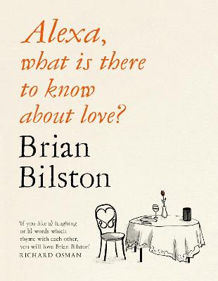 Alexa, what is there to know about love? book