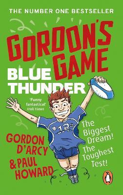 Gordon's Game: Blue Thunder by Paul Howard