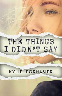 Things I Didn't Say book
