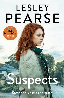 Suspects: The Sunday Times Top 5 Bestseller by Lesley Pearse