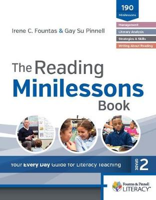 The Reading Minilessons Book, Grade 2 by Irene, C. Fountas