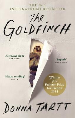 Goldfinch book