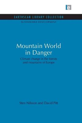 Mountain World in Danger book