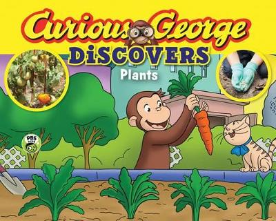 Curious George Discovers Plants (Science Storybook) by H. A. Rey