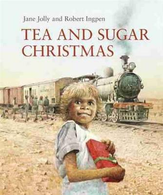 Tea and Sugar Christmas by Jane Jolly