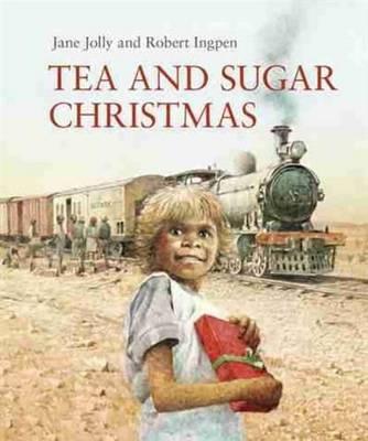 Tea and Sugar Christmas by Jane Jolly