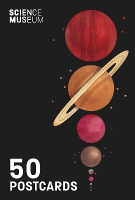 Science Museum 50 Postcards by Science Museum
