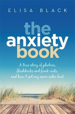 Anxiety Book book