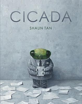 Cicada by Shaun Tan