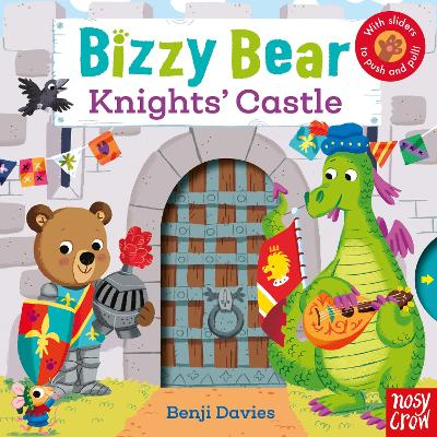 Bizzy Bear: Knights' Castle by Nosy Crow