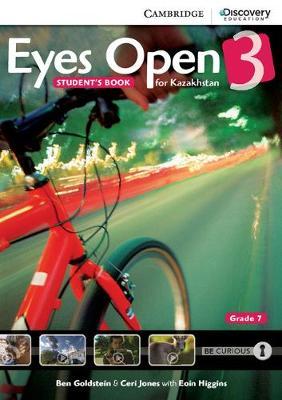 Eyes Open Level 3 Student's Book Grade 7 Kazakhstan Edition by Ben Goldstein