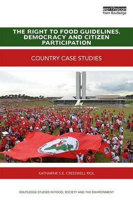 Right to Food Guidelines, Democracy and Citizen Participation book