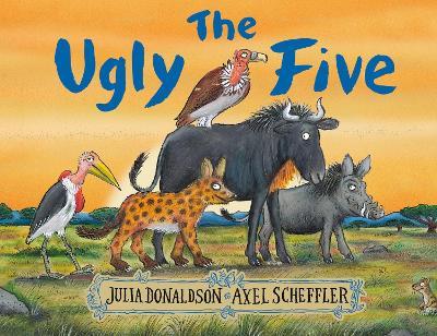 Ugly Five by Axel Scheffler