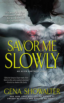 Savor Me Slowly book