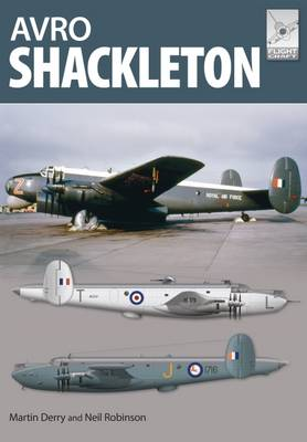 Flight Craft 9: Avro Shackleton by Neil Robinson