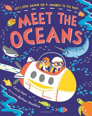 Meet the Oceans book