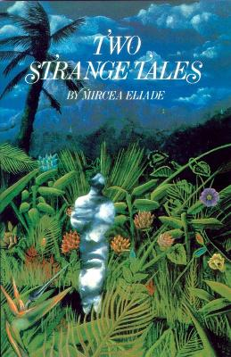 Two Strange Tales book