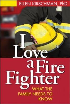 I Love a Fire Fighter book