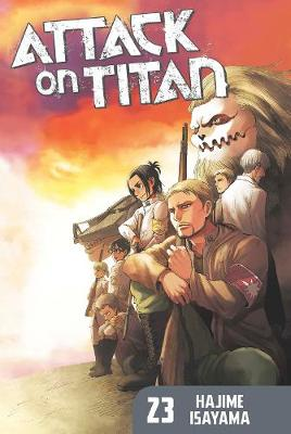 Attack On Titan 23 by Hajime Isayama
