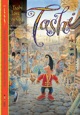 Tashi Lost in the City by Anna Fienberg