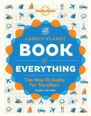 The Book of Everything by Lonely Planet