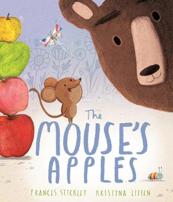 The Mouse's Apples by Kristyna Litten