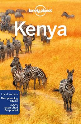 Lonely Planet Kenya by Lonely Planet