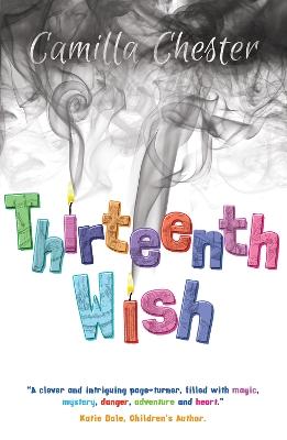 Thirteenth Wish by Camilla Chester