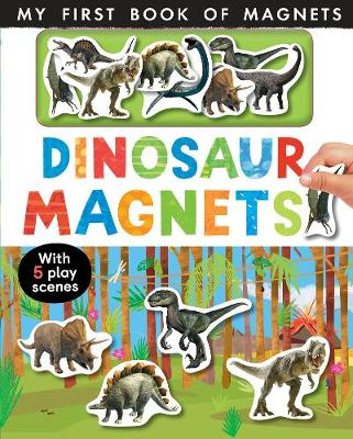 Dinosaur Magnets by Clare Wilson