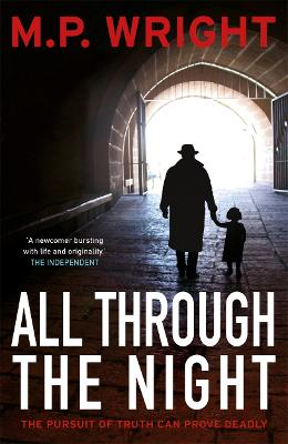 All Through the Night by M. P. Wright