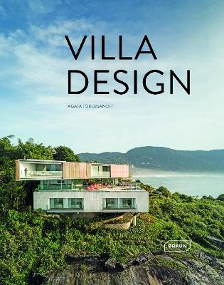 Villa Design by Agata Toromanoff