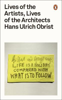 Lives of the Artists, Lives of the Architects book