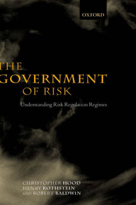 Government of Risk book