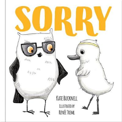 Sorry - Picture Book by Kate Bucknell