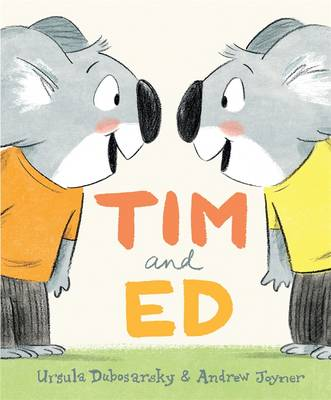 Tim and Ed book