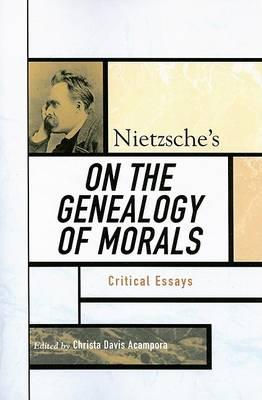Nietzsche's On the Genealogy of Morals book